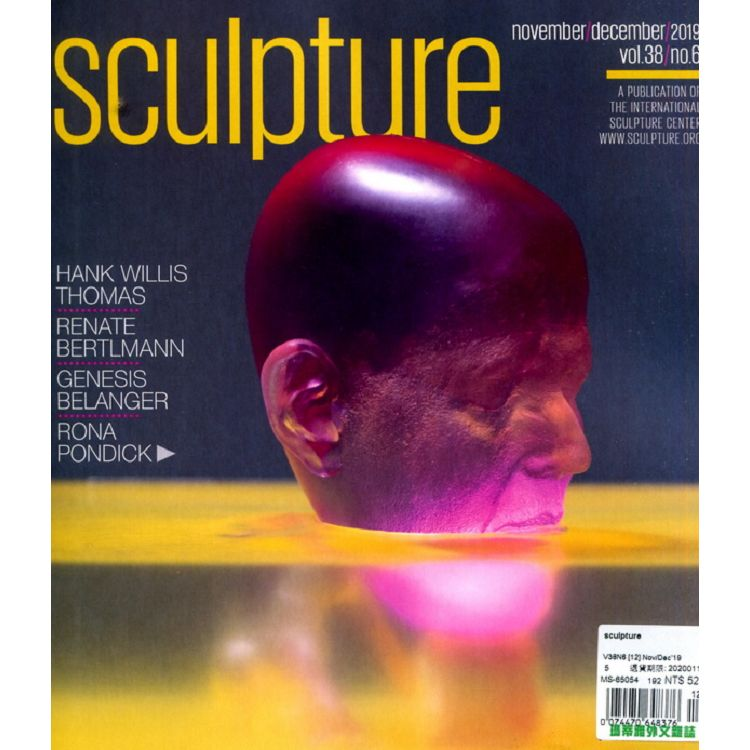 sculpture Vol.38 No.6 11-12月號_2019