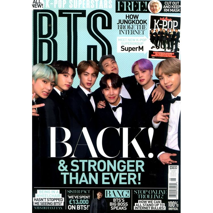 K-POP SUPERSTARS : BTS([05)