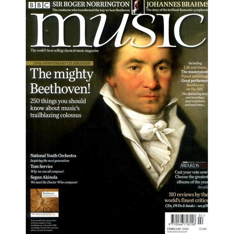 BBC music 2月號_2020