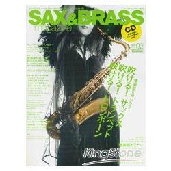 SAX&BRASS magazine Vol.2
