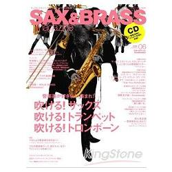 SAX&BRASS magazine Vol.6