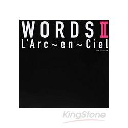 WORDS L`Arc~en~Ciel Vol.2