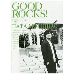 GOOD ROCKS!GOOD MUSIC CULTURE MAGAZINE Vol.85