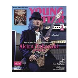 YOUNG GUITAR 3月號2018附M-CARD