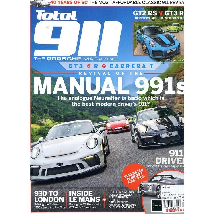 total 911 第168期