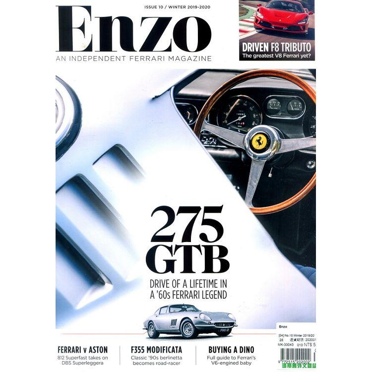 Enzo 第10期 冬季號_2019-2020