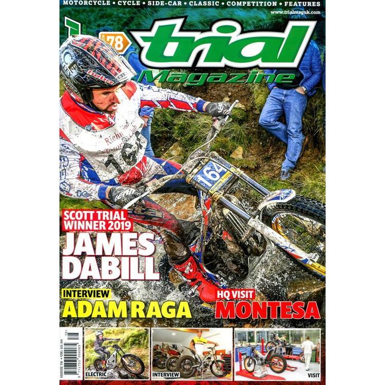 trial Magazine 第78期 12-1月號_2019-2020