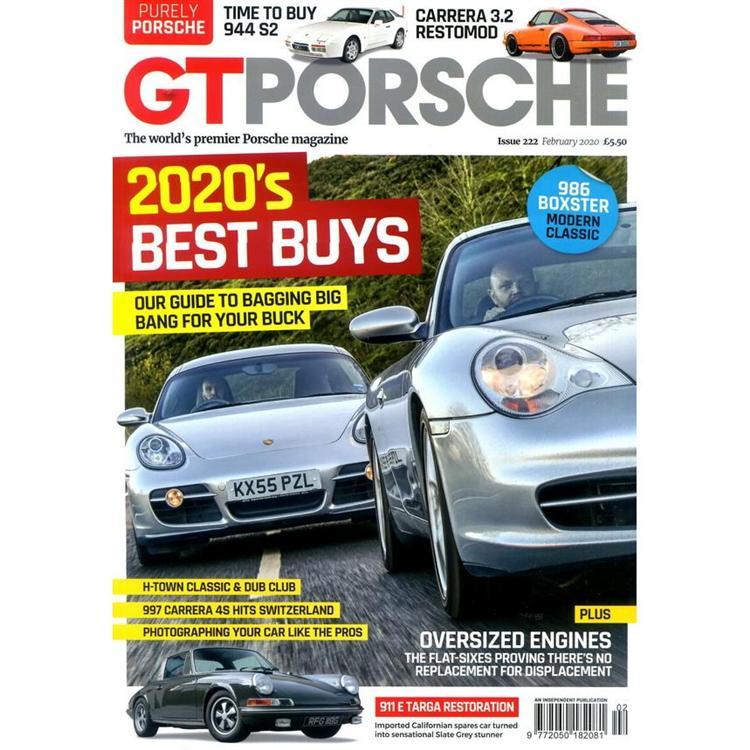 GT PORSCHE 第222期 2月號_2020
