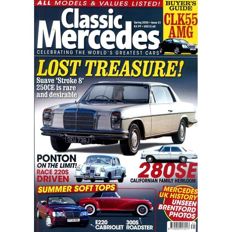 Classic Mercedes 第31期 春季號_2020