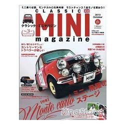 CLASSIC MINI magazine Vol.21