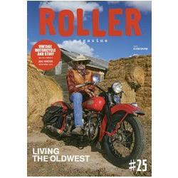 ROLLER magazine Vol.25(2017年冬季號)