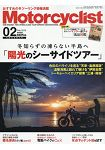 MOTOR CYCLIST 2月號2019