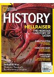 NATIONAL GEOGRAPHIC HISTORY 9-10月號 2018