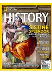 NATIONAL GEOGRAPHIC HISTORY 11-12月號 2018