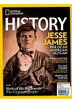 NATIONAL GEOGRAPHIC HISTORY 1-2月號 2019