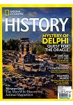 NATIONAL GEOGRAPHIC HISTORY 3-4月號_2019