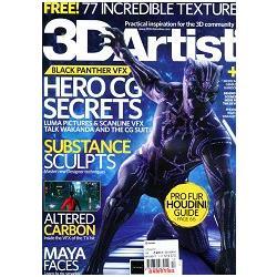 3D Artist 第117期
