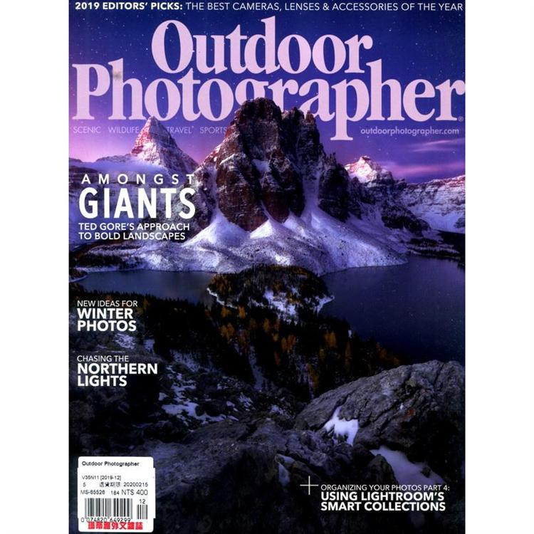 Outdoor Photographer 12月號_2019