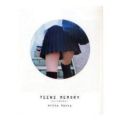 美腿寫真集-TEENS MEMORY