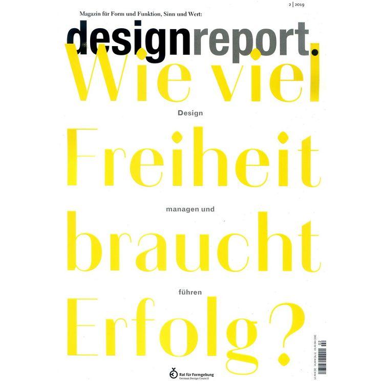 design report. 第2期_2019
