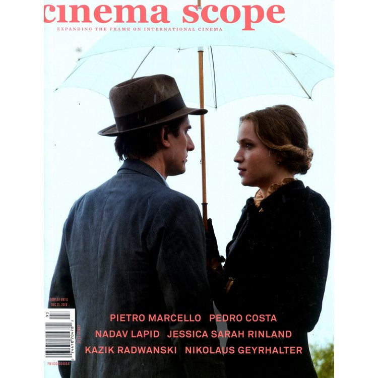 cinema scope 第80期 秋季號_2019