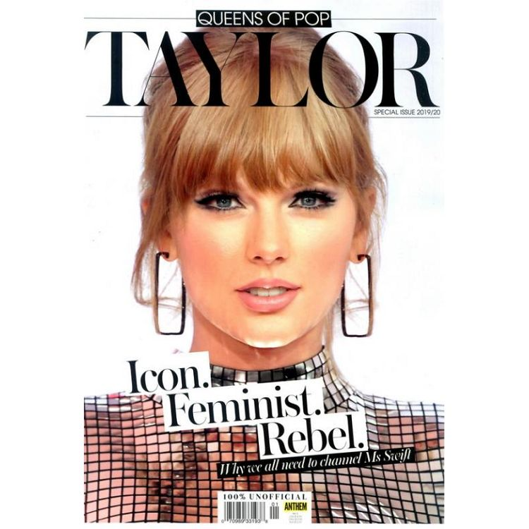 QUEENS OF POP : TAYLOR PECIAL ISSUE 2019