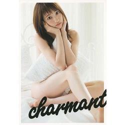 石田佳蓮寫真集-charmant