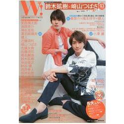 W! Vol.14附DVD等