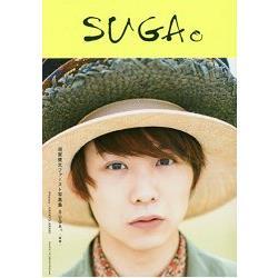 須賀健太第一本寫真集-SUGA。-素顏-
