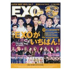 K-POP BEST IDOL Vol.7附海報.卡片
