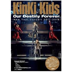 Kinki Kids Our Destiny Forever New Year