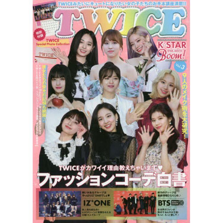 K☆STAR Boom! Vol.3附月曆