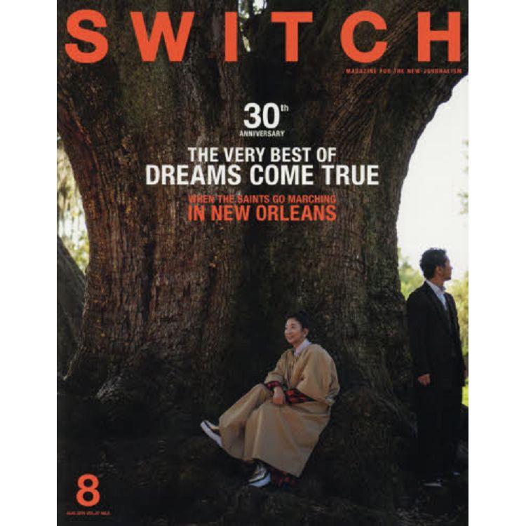 SWITCH Vol.37 No.8(2019年8月號)