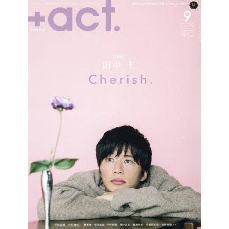 +act 9月號2019