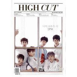HIGH CUT Korea 2014第126期