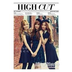 HIGH CUT Korea 2014第135期