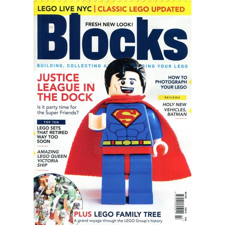 Blocks 第43期 5月號 2018