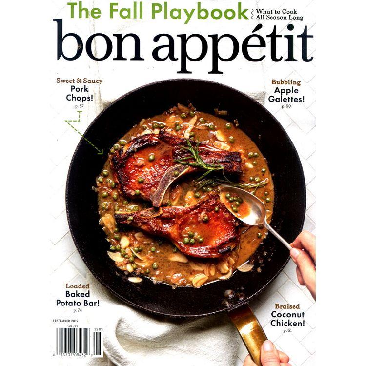 bon appetit 9月號_2019