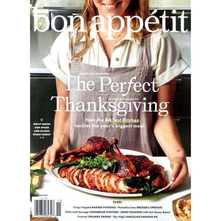 bon appetit 11月號_2019