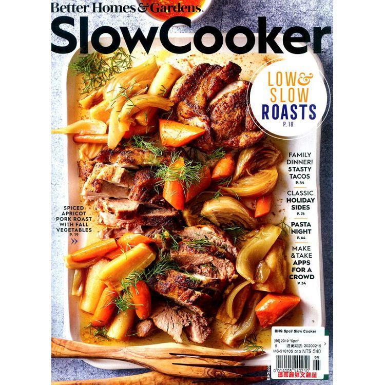 BHG Spcl_ Slow Cooker 2019 `Spcl`
