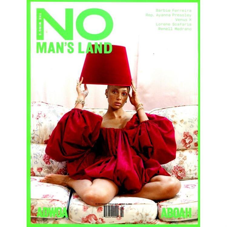 NO MAN`S LAND 第4期 冬季號_2019