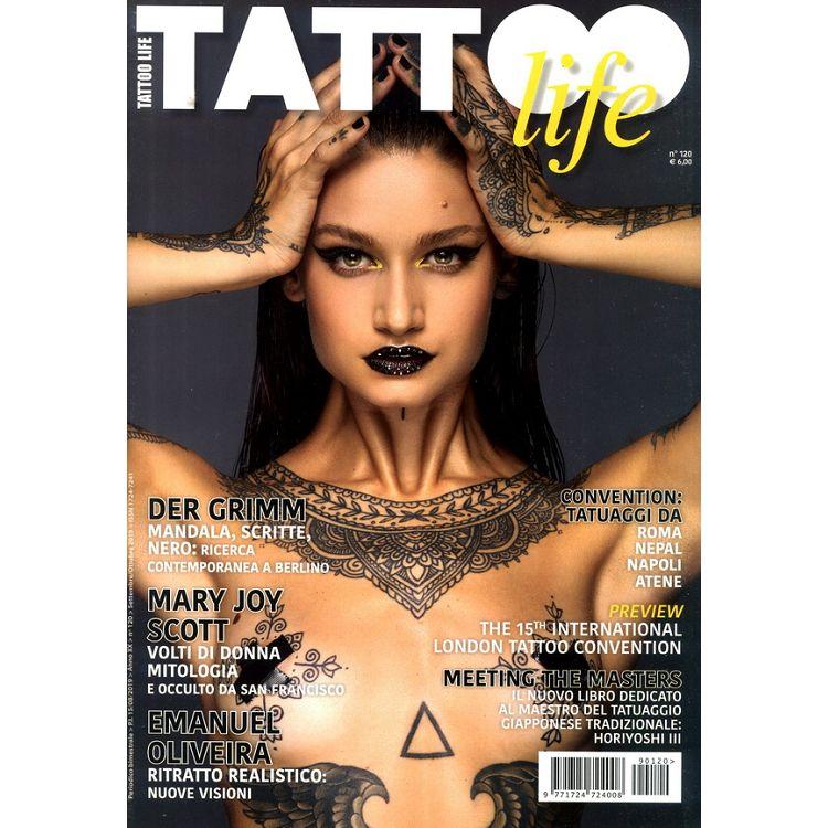 TATTOO life  (Italia) 第120期 9-10月號_2019