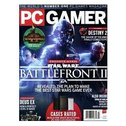 PC GAMER (US) 第293期 7月號 2017