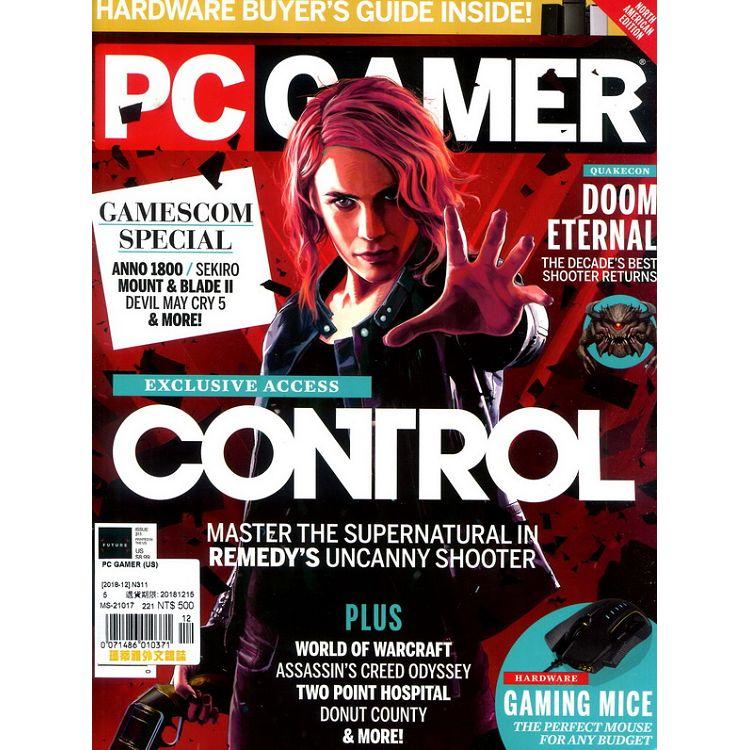 PC GAMER (US) 第311期 12月號 2018