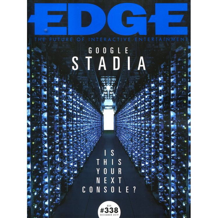 EDGE 第338期 12月號_2019