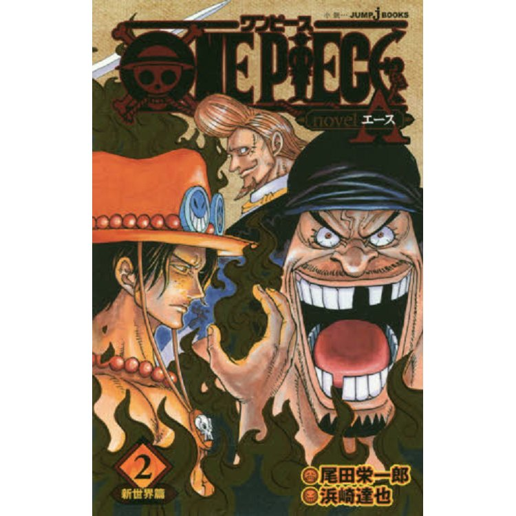 ONE PIECE航海王小說A Vol.2