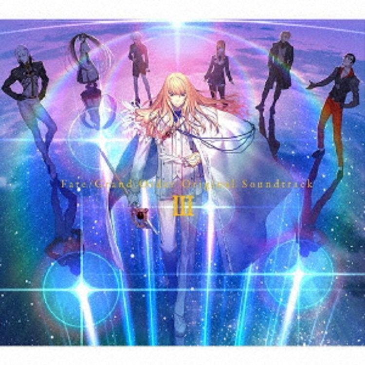 Fate Grand Order Original Soundtrack III 原聲帶 fgo ost 3