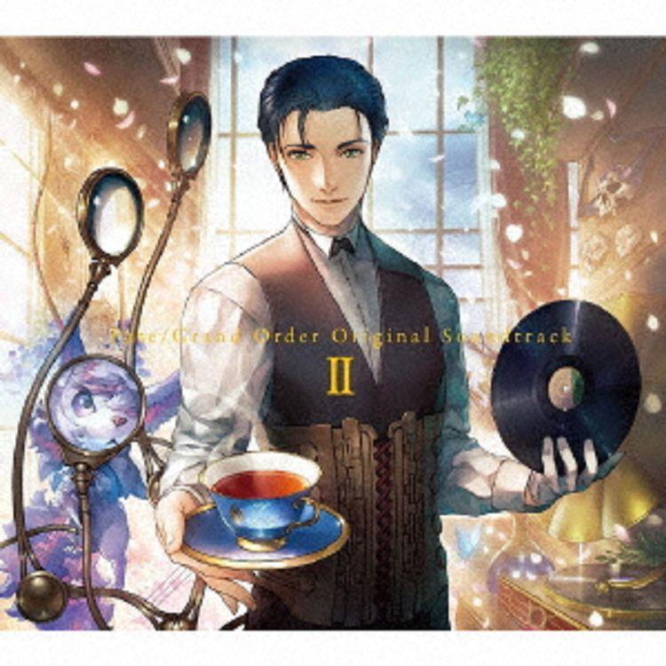 Fate/Grand Order Original Soundtrack II原聲帶 初回限定盤
