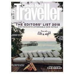 Conde Nast Traveller (UK) 4月號 2018