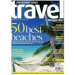 THE SUNDAY TIMES travel magazine 第171期4月號 2018